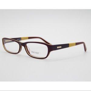 New Women's Eyeglasses Nine West NW5051 500 Round